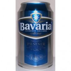 Bavaria Bier 33CL Blik