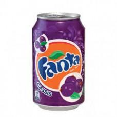 Fanta Cassis 33CL