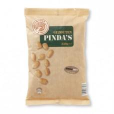 Gezouten Pinda's