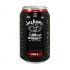 Jack Daniels Cola 33CL