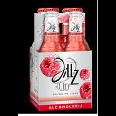 Jillz 0.0 Raspberry Sparkling Cider