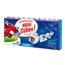 LaVache Mini Cubes Naturel