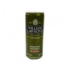 William Lawson's Scotch Whiskey Cola